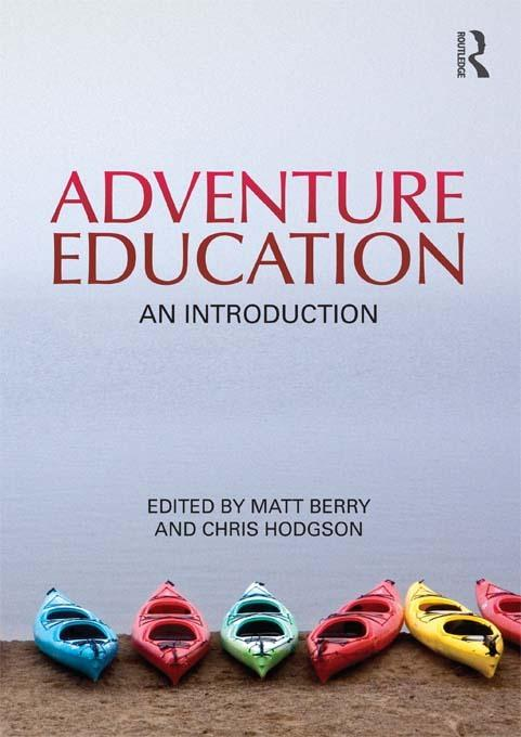 Adventure Education EB9781135152307