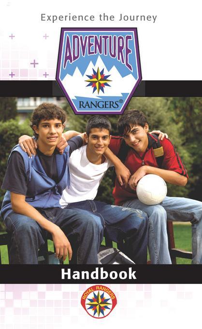 Adventure Rangers Handbook EB9781607313106