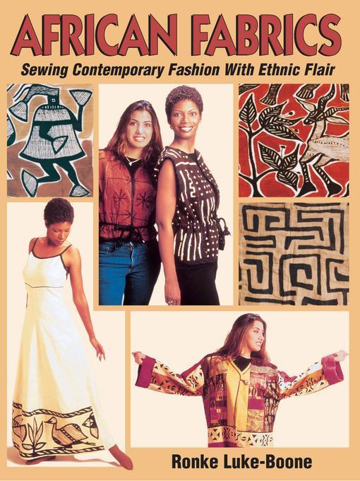 African Fabrics EB9781440219689
