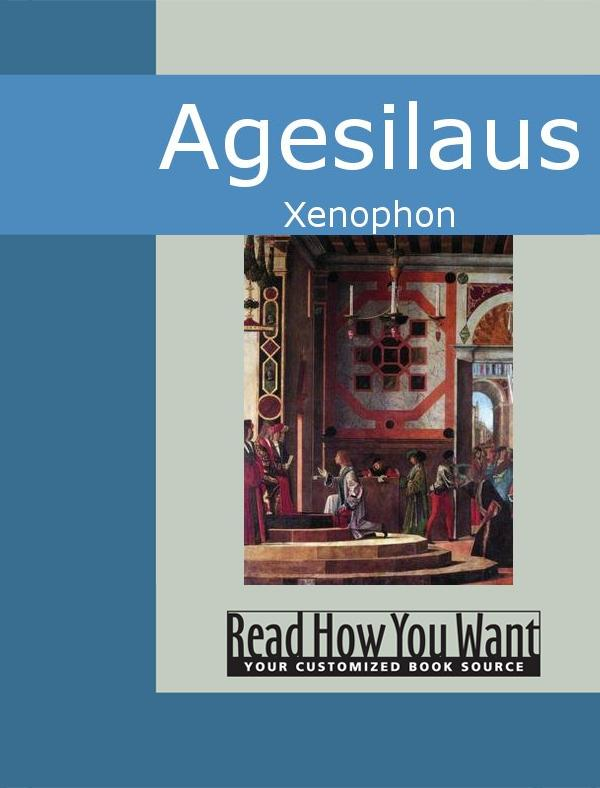 Agesilaus EB9781442939929