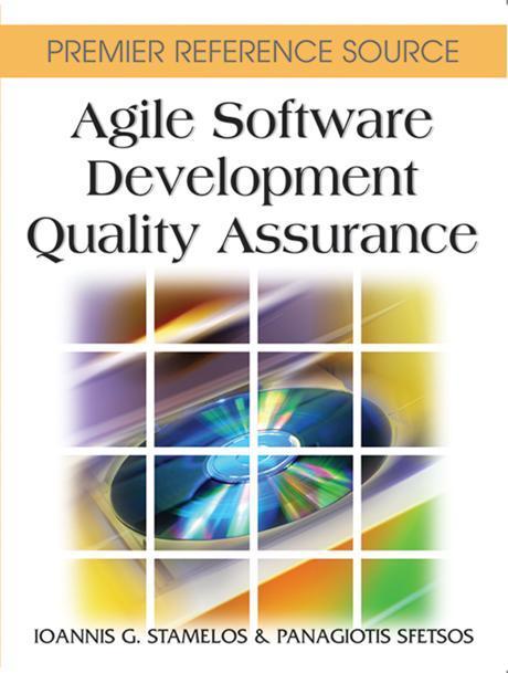 Agile Software Development Quality Assurance EB9781599042183