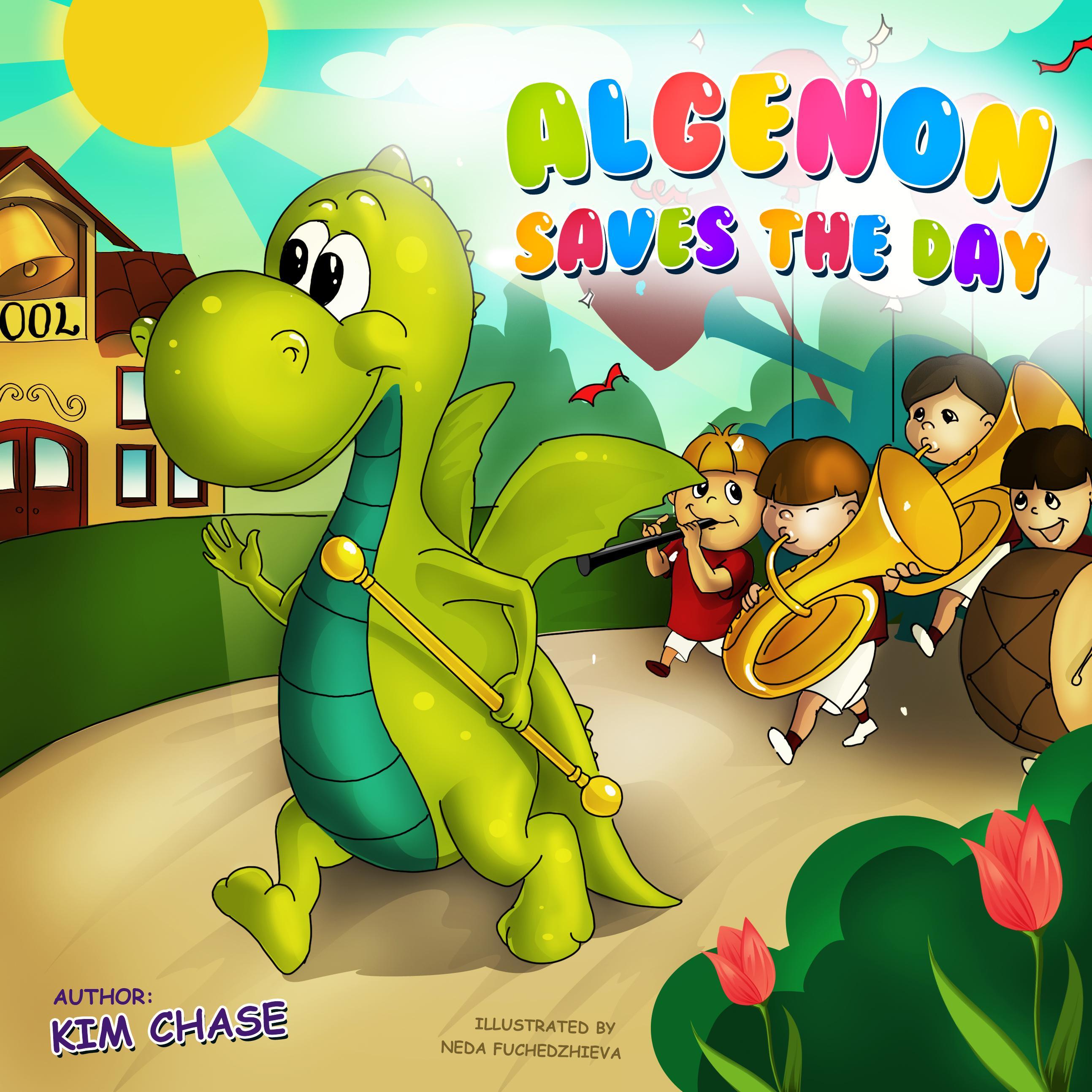 Algenon Saves The Day EB9781105927935