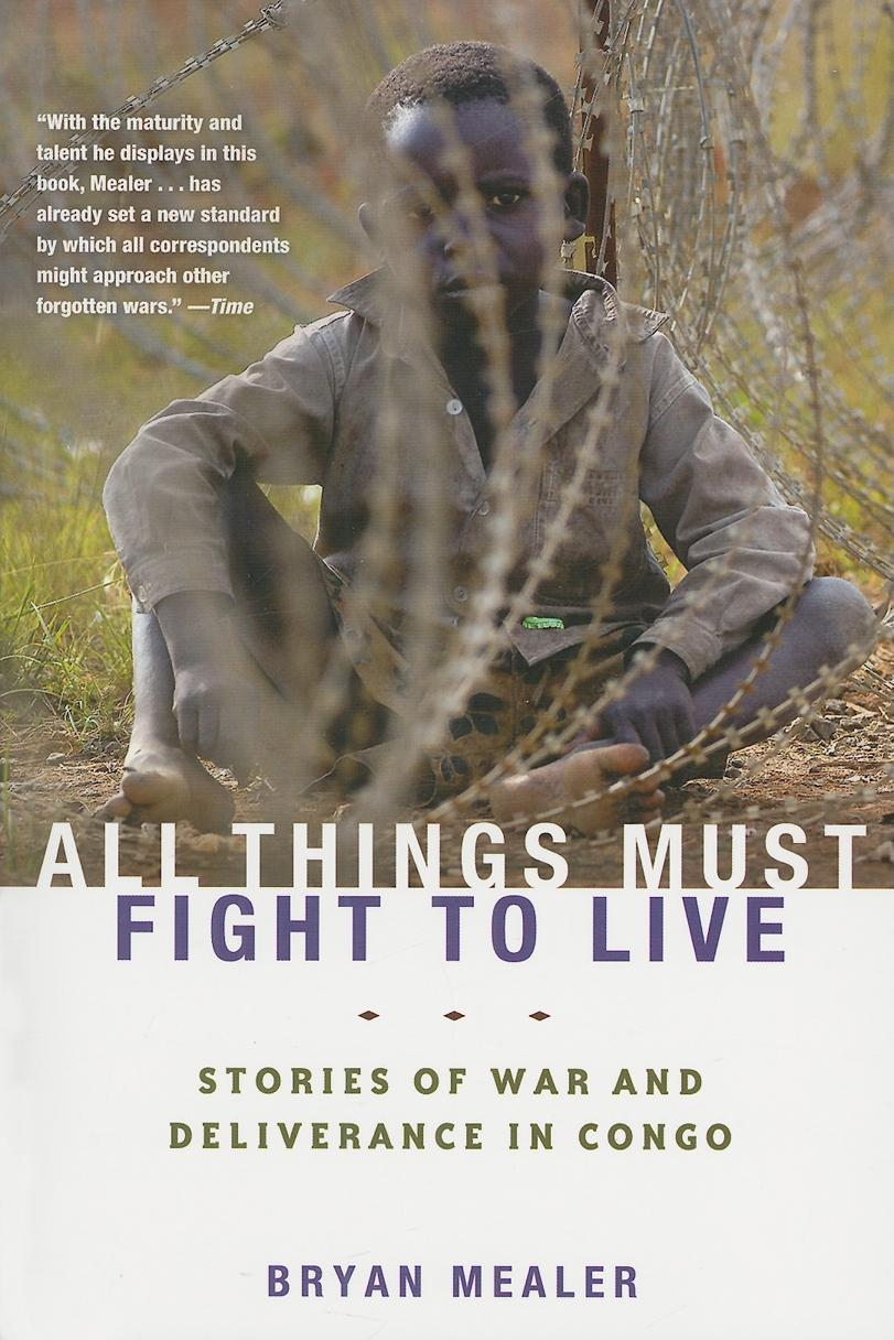 All Things Must Fight to Live EB9781608196678