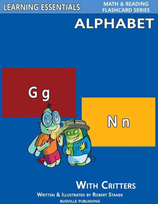 Alphabet Flash Cards: ABC Letters and Critters EB9781575452814