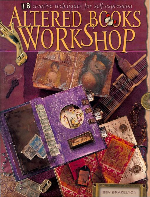 Altered Books Workshop EB9781440319495