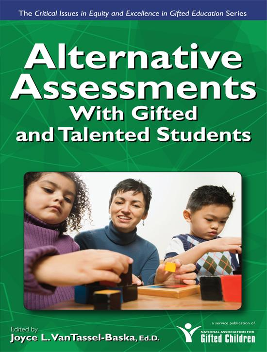 Alternative Assessments for Identifying Gifted and Talented Students EB9781593635190