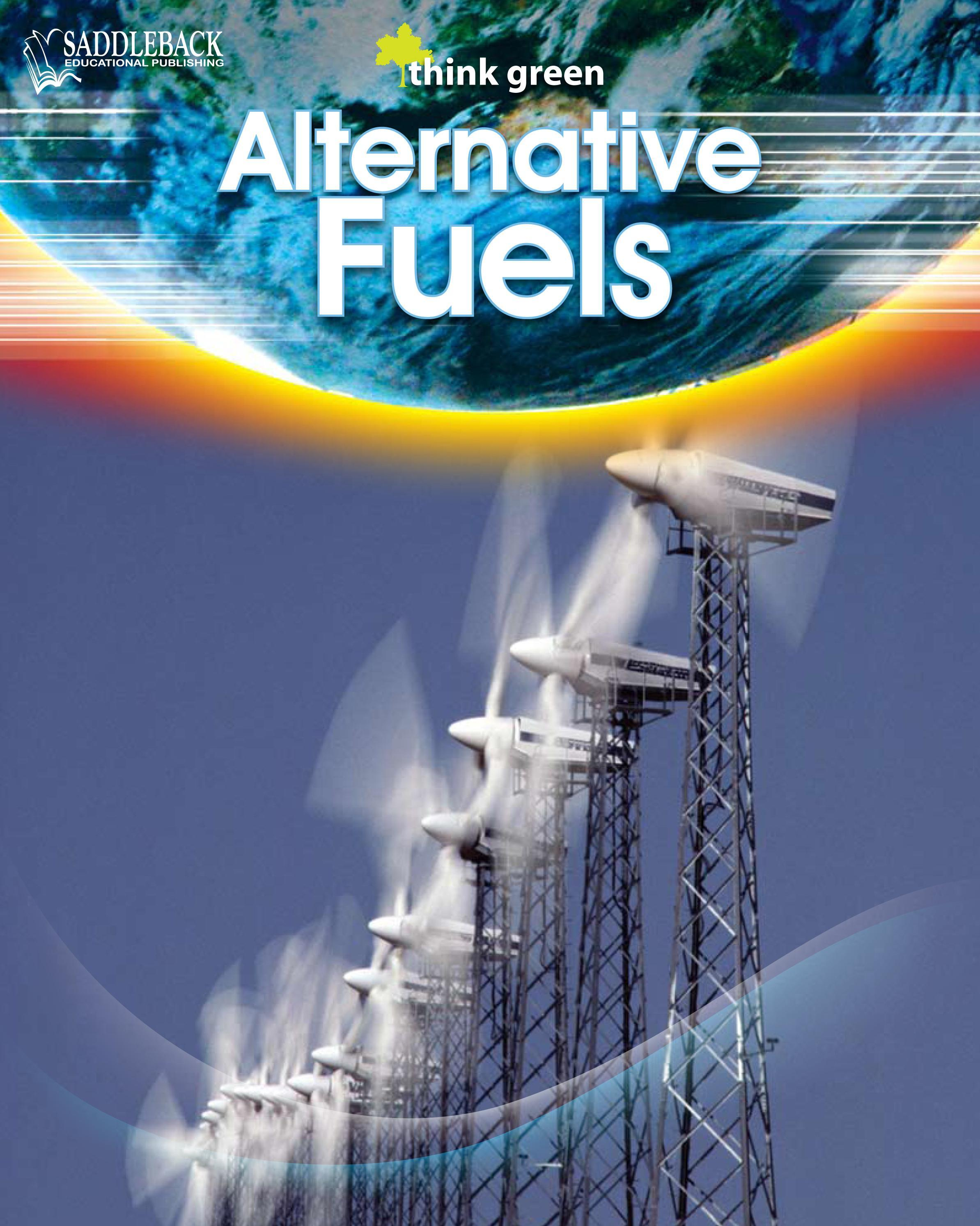 Alternative Fuels RL 6 EB9781602916760