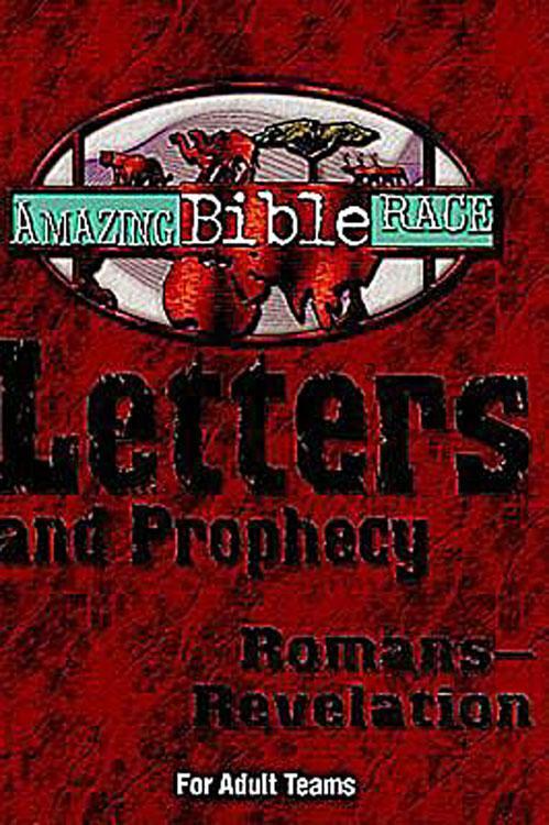 Amazing Bible Race - For Adult Teams (Romans-Revelation) EB9781426733338