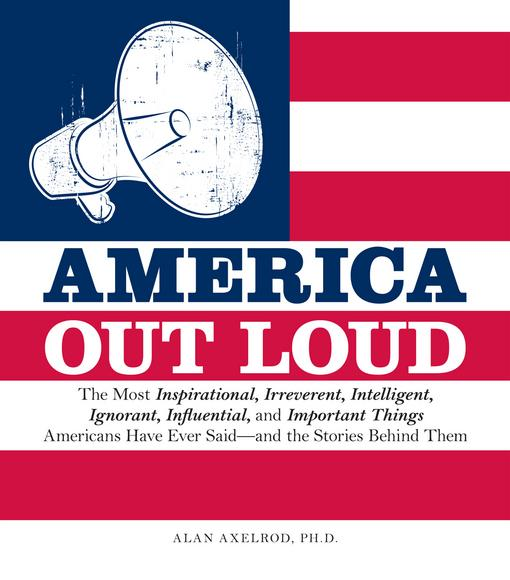 America Out Loud EB9781440515767