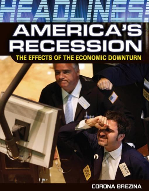 America's Recession EB9781448823604