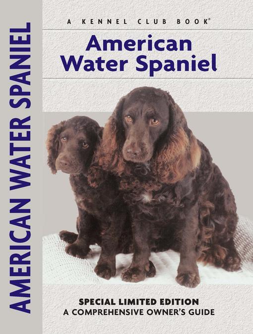 American Water Spaniel EB9781621870401