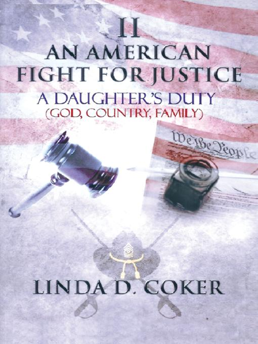 An American Fight for Justice Part 2: A Daughter's Duty EB9781462036615