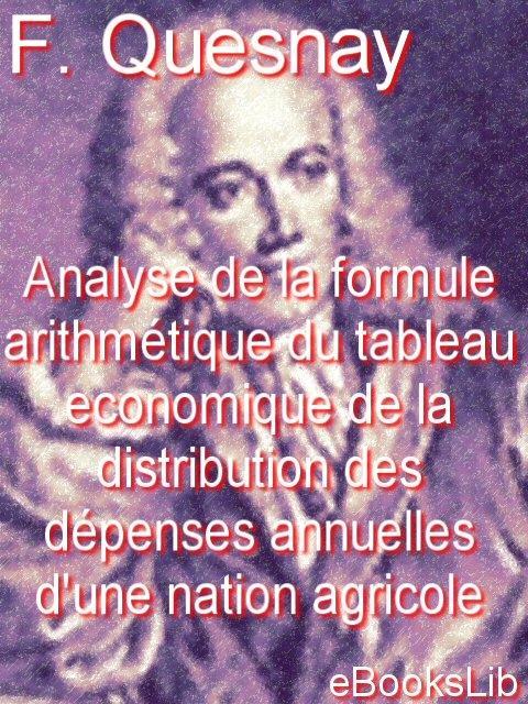Analyse de la formule arithm?tique EB9781412174756