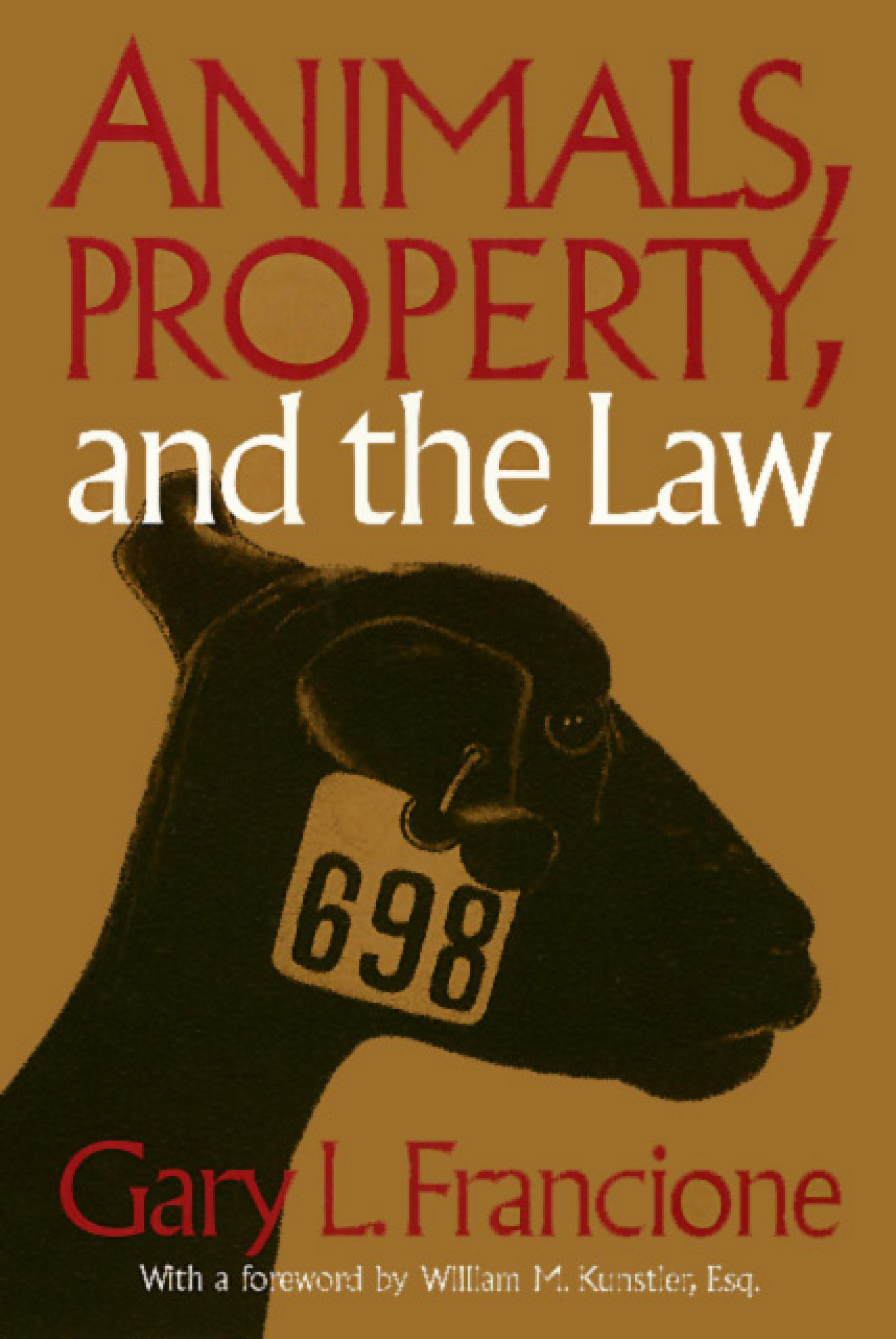 Animals, Property, and the Law EB9781439905104