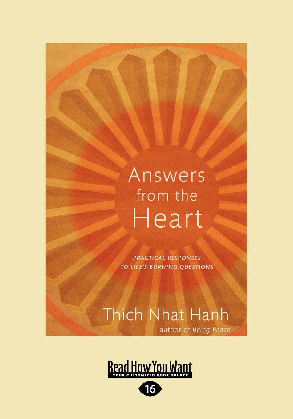 Answers From the Heart EB9781458711427