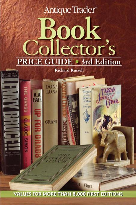Antique Trader Book Collector's Price Guide EB9781440221750