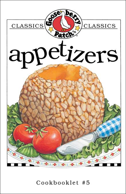 Appetizers Cookbook EB9781612810096