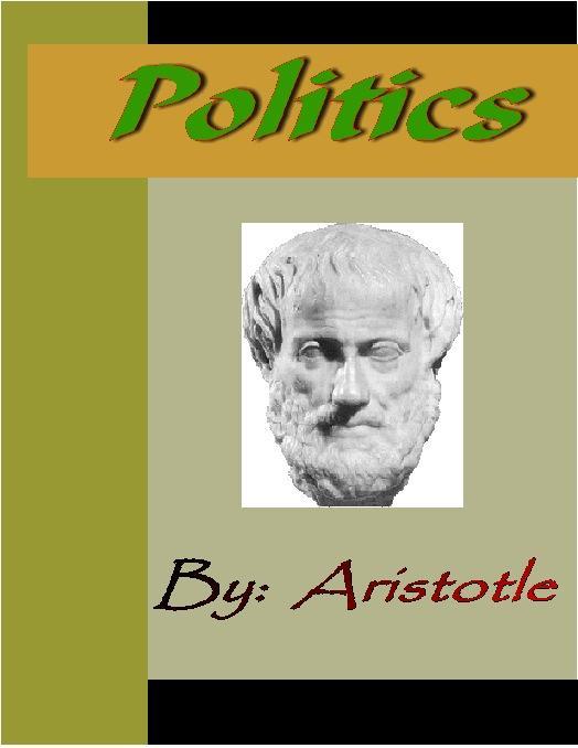 Aristotle:  Politics EB9781932681529