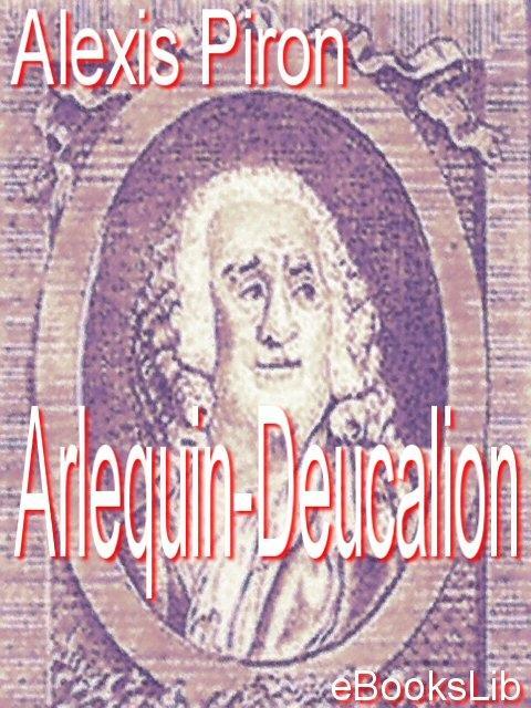 Arlequin-Deucalion EB9781412127165