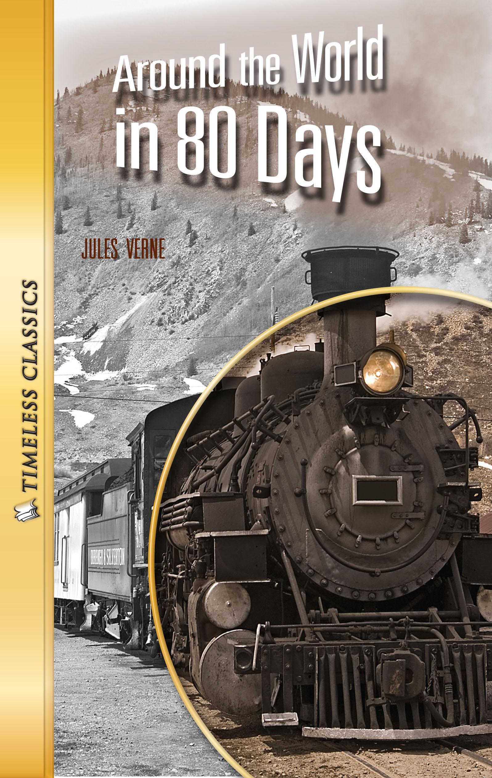 Around the World in 80 Days EB9781602918047