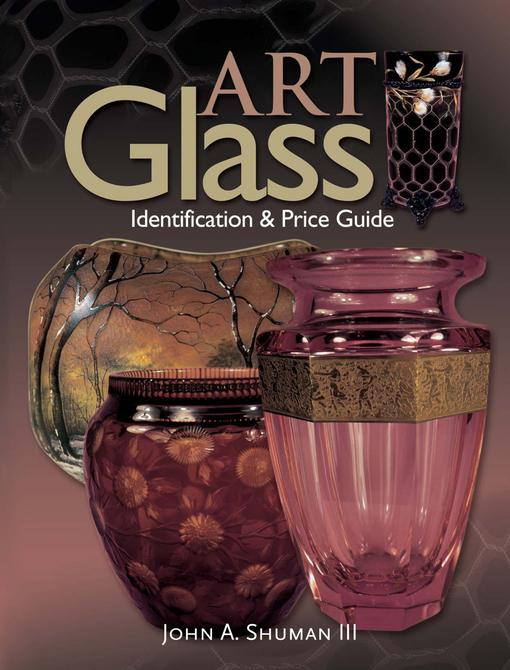 Art Glass Identification & Price Guide EB9781440225123