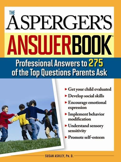 Asperger's Answer Book EB9781402231797