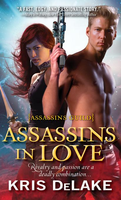 Assassins in Love: Assassins Guild EB9781402262838