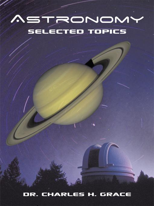 Astronomy: Selected Topics EB9781426934445