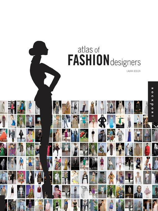 Atlas of Fashion Designers EB9781616736057