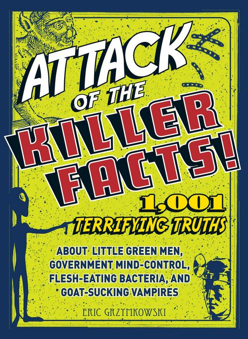 Attack of the Killer Facts! EB9781440525391