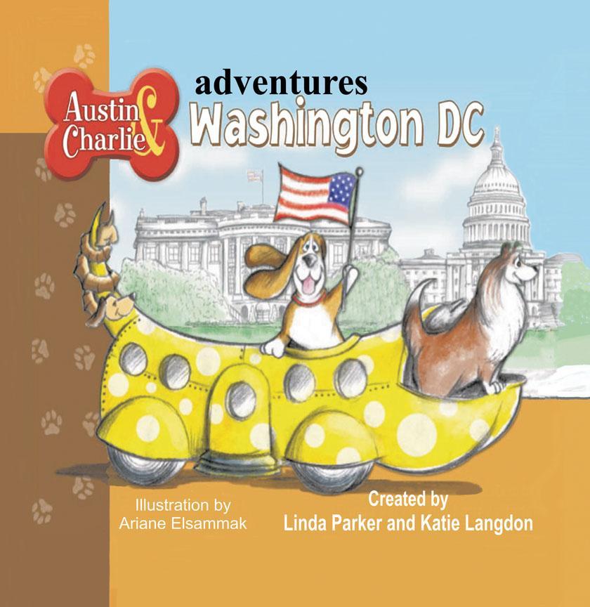 Austin & Charlie Adventures: Washington DC EB9781622124763