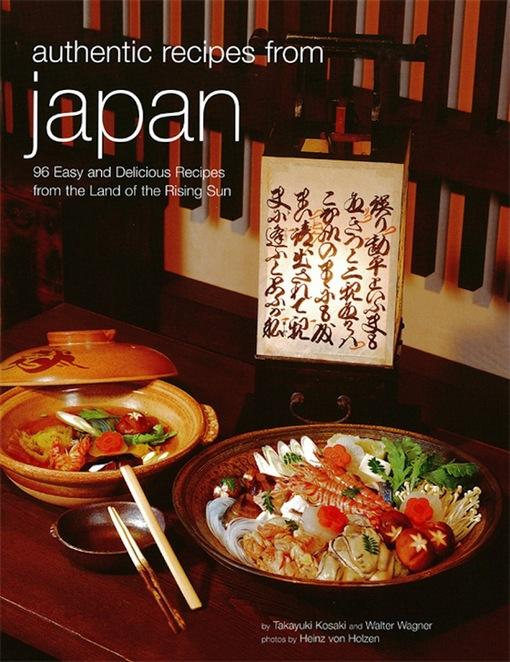 Authentic Recipes from Japan EB9781462905720