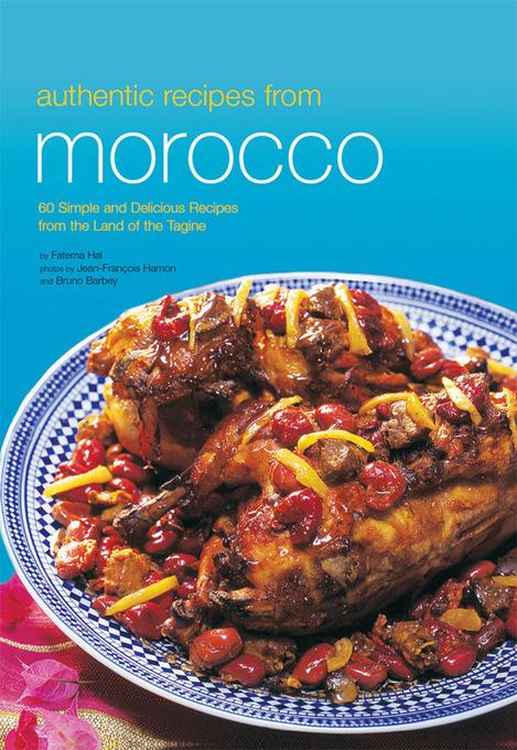Authentic Recipes from Morocco EB9781462905409