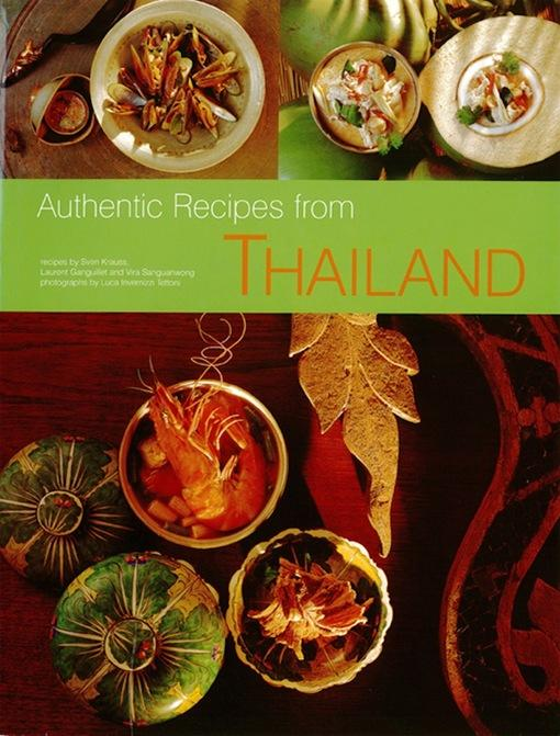 Authentic Recipes from Thailand EB9781462905478