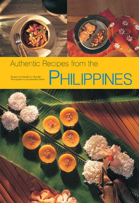 Authentic Recipes from the Philippines EB9781462905331