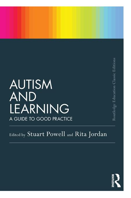 Autism and Learning (Classic Edition) EB9781136618765