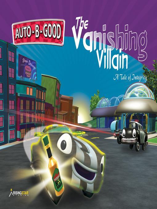 Auto-B-Good: The Vanishing Villain EB9781936770427
