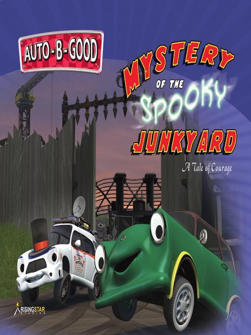 Auto-B-Good: Mystery of the Spooky Junkyard EB9781936770434