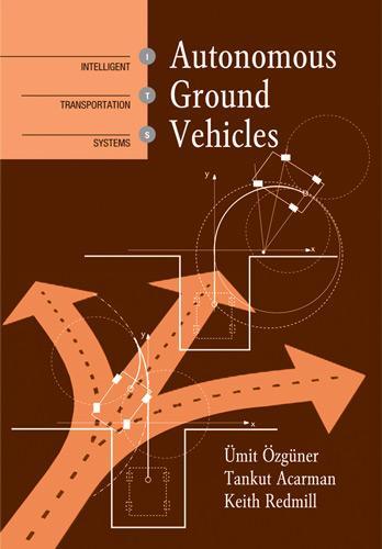 Autonomous Ground Vehicles EB9781608071937