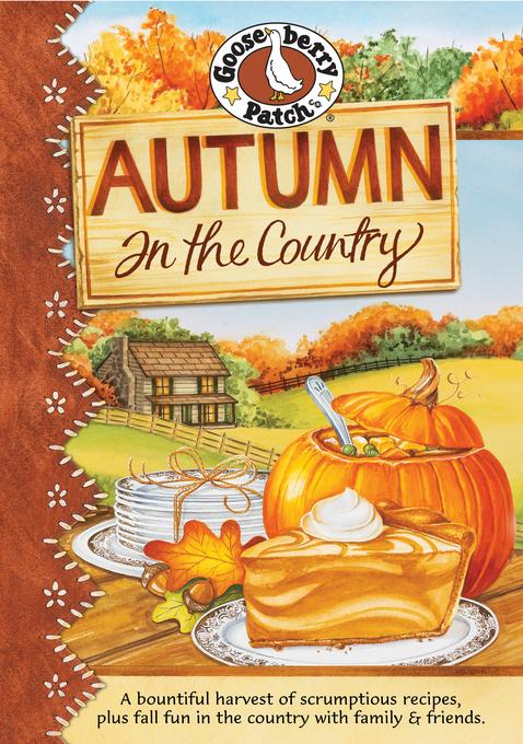 Autumn in the Country EB9781936283484