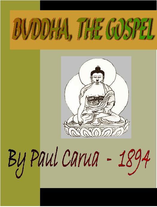 BUDDHA, The Gospel EB9781932681093