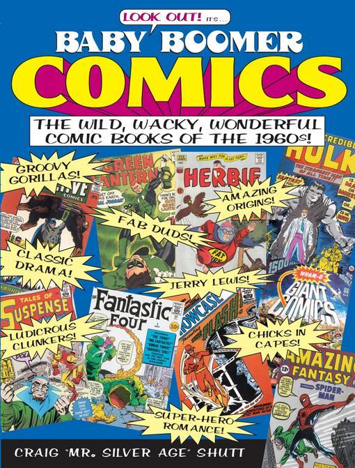 Baby Boomer Comics EB9781440225130