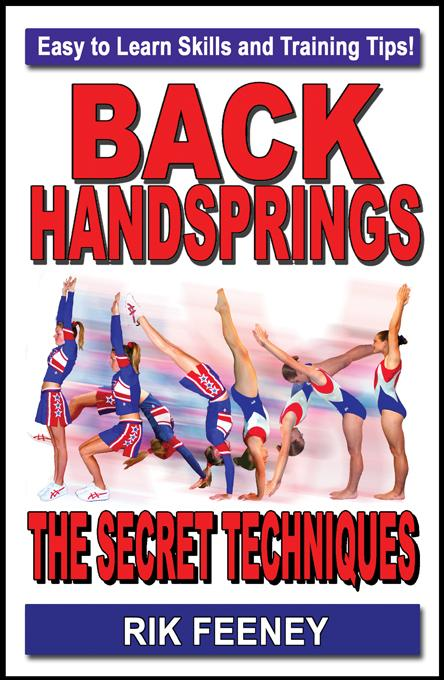 Back Handsprings: The Secret Techniques EB9781935683032