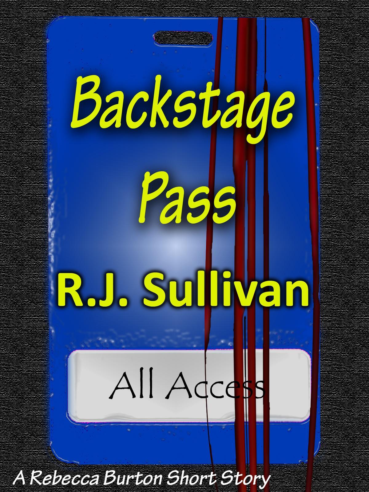 Backstage Pass EB9781937929091