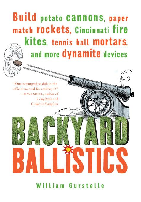 Backyard Ballistics EB9781569763667