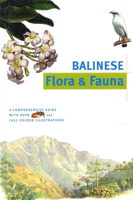 Balinese Flora & Fauna Discover Indonesia EB9781462908769