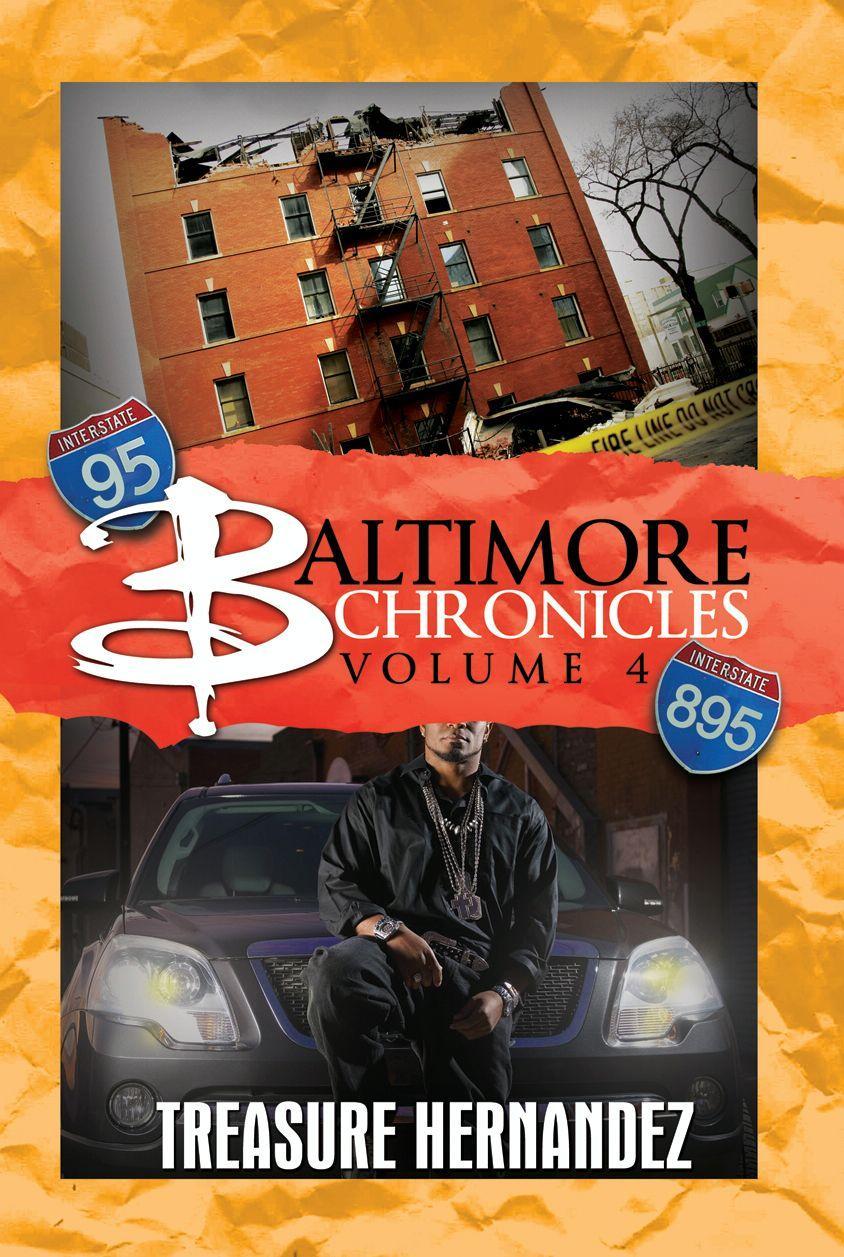 Baltimore Chronicles: Volume 4 EB9781599832739