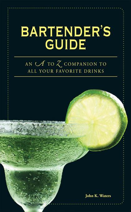 Bartender's Guide EB9781440515804