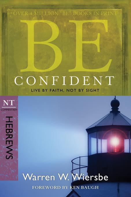 Be Confident (Hebrews) EB9781434703132