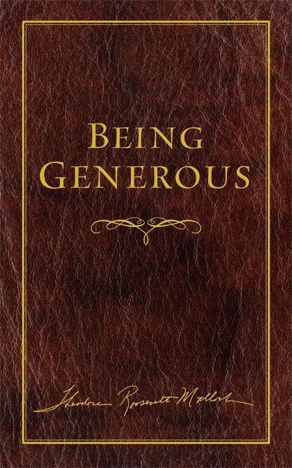 Being Generous EB9781599473628